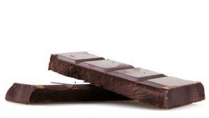 chocolate good for skin